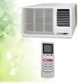 24000 btu refrigeração e aquecimento função caixilharias ar- condicionado com controle remoto