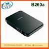 huawei B260a HSDPA HSUPA UMTS 3g wireless network routers