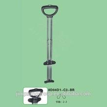 Guangzhou JingXiang Design Suitcase Handles Folding Shopping Carts For Trolley Hard Case Luggage