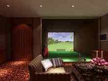ILODO 3D networking Service supremacy GC2 sensor for indoor mini golf game