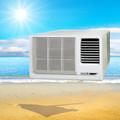 Ton 0.8 operação silenciosa casa usada caixilharias ar- condicionado com controle remoto