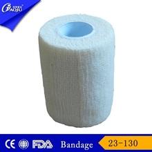 Com 16 anos fabricação de abastecimento de fábrica branco laminados bandagem elástica médica preço
