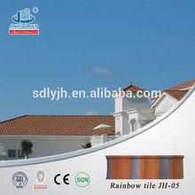 jinhu stone coated roof