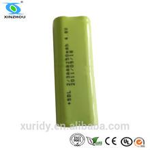 2/3AAA 250mAh battery packs 4.8v Nimh/ Nimh battery packs 4.8v