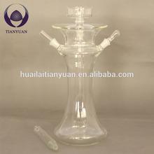 china hand blown borosilicate hookah glass crystal