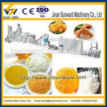 China automatic panko breadcrumbs machines,bread crumb grinder
