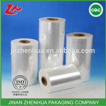 high gloss wear-resisting good heat sealing environmental protective spray plastic film