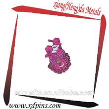 high quality custom animal cartoon lapel pins