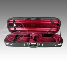 Oblong Shaped Wooden Violin Hard Case