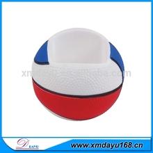 Foam Basketball shape cell phone holder