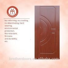 New products 2014 hdf smooth door skin