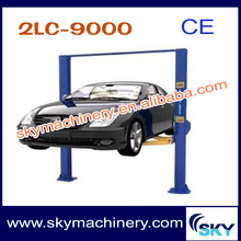 2014 100% best selling product supplier car lifter/used 2 post lift/used 2 post car lift for sale