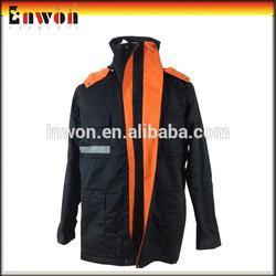 Fashion designer industry warm oil and gas workwear