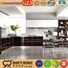 for luxury production mdf/pvc/aluminum kitchen cabinet