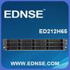 ED212H65 EDNSE Storage Chassis 2u 12 bays