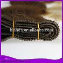 Brazilian remy hair sticker pu skin weft human hair extension