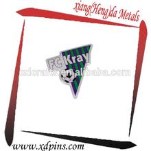 lowest price soccer lapel pins souvenirs