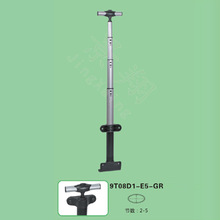 Guangzhou JingXiang Bag Plastic Parts Foldable Trolley Accessory Trolley Handle Parts Accessory