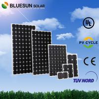 Bluesun high quality solar module 60w