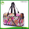 2014 new arrival wholesale polyester outdoor women travel duffel bag