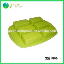 Food grade beautiful moldes de silicone para pasta americana