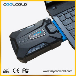 all computer accessory , mini laptop cooling pad ,5 volt notebook cooling fans