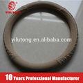 de fabricación china volante cubrenpráctico universal de dirección cubierta de la rueda para bmw