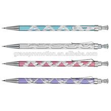 Beautiful design plastic mechanical pencil, for students pencil