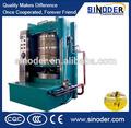 Suministro de aceite de alta velocidad de salida de oliva pequeña prensa de aceite/ruedas de residuos de aceite de máquina de extracción