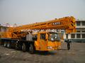 Grue utilisée de camion de kato nk550vr/grue utilisée de camion/55 tonnes grue de camion