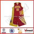 Profissionais da equipe de basquete uniformes/set