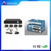 Hot sale products surveillance camera 4ch cctv dvr kit