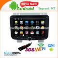 Gly-7001gda suporte android player multimídia android carro dvd gps de navegação para geely emgrand ec7