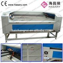 High Precision Used Laser Machine Price 2500*1300MM Large Acrylic Carpet Laser Cutting Machine