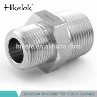 reducing hexagon nipple(RHN)/stainless steel pipe fitting