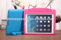 Factory manufacture tablet case soft child proof eva foam case for ipad