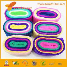 Hot sale patterned crepe paper,crepe paper streamer party confetti,frisbee confitti