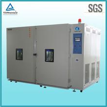Pharmaceutical laboratory equipment walk in conditioning chamber