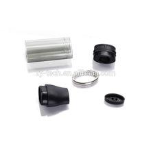 flat style ce v8 electronic cigarete plastic mould