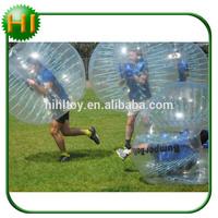 Amazing street soccer bumper bubble ball for sale