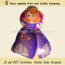 2014 new design most popular wholesale princess balloon