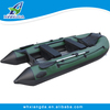 High speed Inflatable rubber tender for fishing