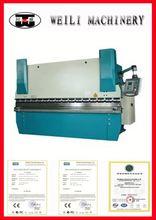 Professional Factory High Quality Cheap Prices WC67Y-100 cnc hydraulic bending machine/metal sheet press brake machine wc67y