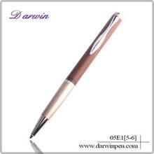 Personalized wooden fountain pen custom logo