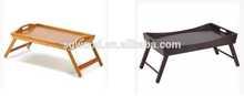 New design convenience wooden folding lap trap for wholesale