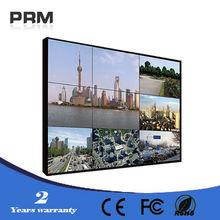 "PRM Hot sell 55"" LCD Video Wall 3x3,2x3,3x4,4x4 video wall controller vga"