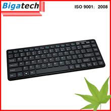 2.4G Computer slim Keyboard wireless mini keyboard