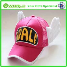 easy matching mesh baseball angel cap
