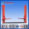 Coche sistema de elevación/3.5t hidráulico de dos post levante de la rampa