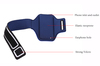 OUTDOOR SPORTS ARMBAND MOBILE RUNNING armband SILICONE NEOPRENE ARM BAG for iphone 5/5c/5s/4/4s/ipod touch